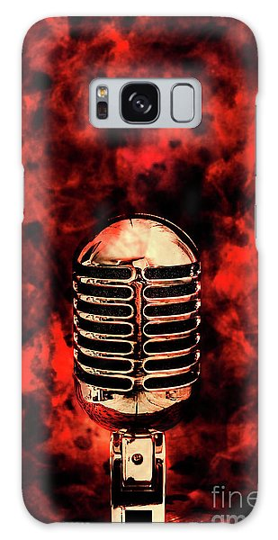 Record Galaxy Case - Hot Live Show by Jorgo Photography - Wall Art Gallery