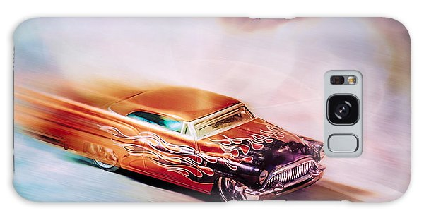 Vintage Cars Galaxy Case - Hot Rod Racer by Scott Norris