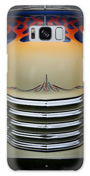 Hot Rod Truck Hood Galaxy Case