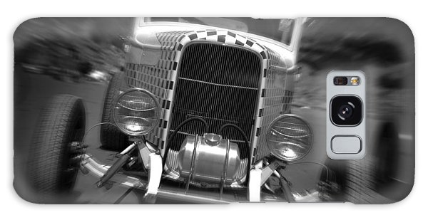 Hot Rods At Pendine 11 Galaxy Case