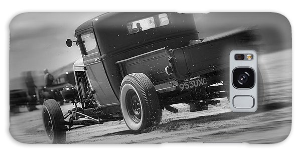 Hot Rods At Pendine 13 Galaxy Case