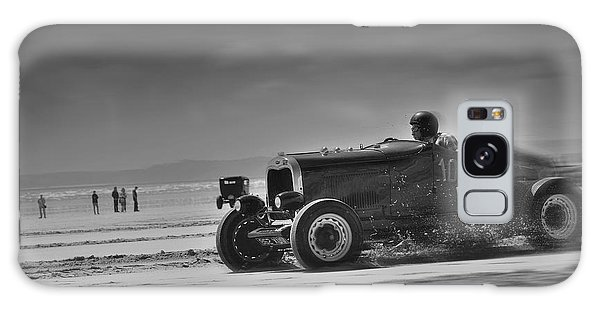 Hot Rods At Pendine 14 Galaxy Case
