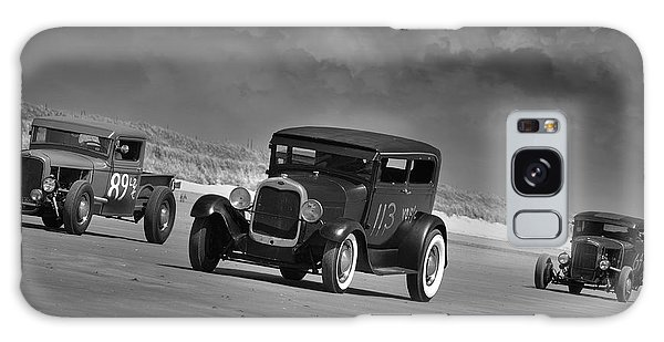 Hot Rods At Pendine 15 Galaxy Case