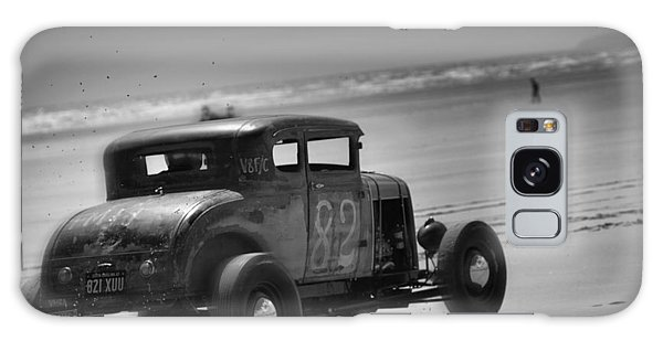 Hot Rods At Pendine 12 Galaxy Case
