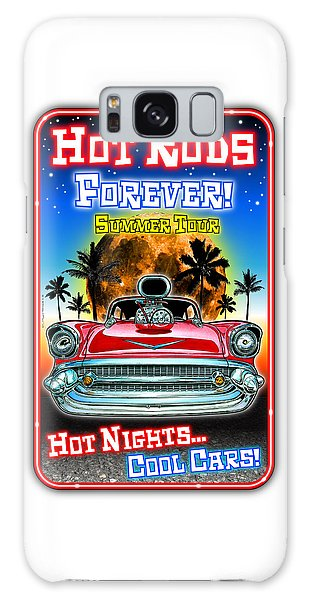 Hot Rods Forever Summer Tour Galaxy Case