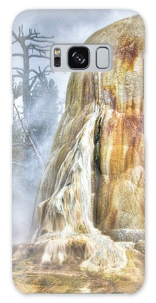 Hot Springs Galaxy Case