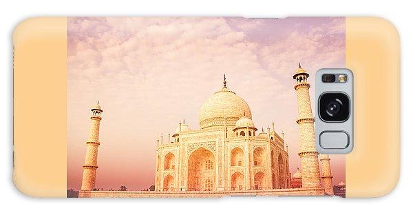 Hot Taj Mahal Galaxy Case