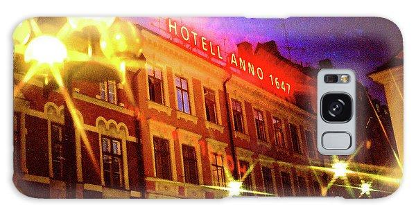 Hotel Anno Galaxy Case