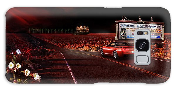 Hotel California Galaxy Case