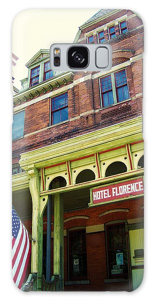 Hotel Florence Pullman National Monument Galaxy Case