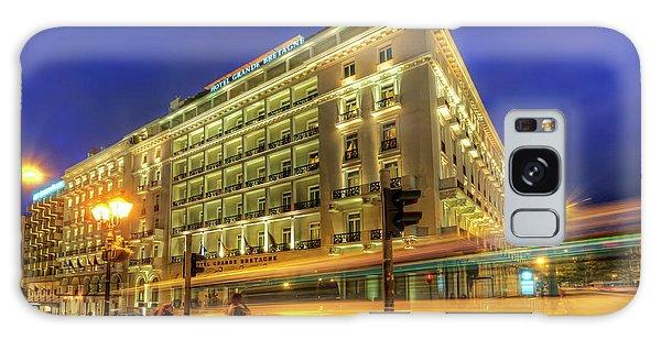 Hotel Grande Bretagne - Athens Galaxy Case by Yhun Suarez