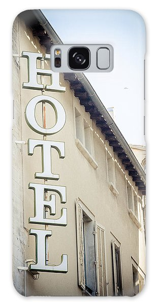 Galaxy Case featuring the photograph Hotel by Jason Smith