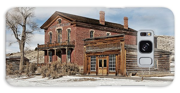 Hotel Meade And Saloon Galaxy Case