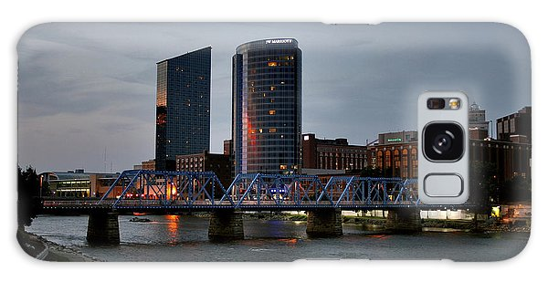 Hotels On The Grand River Galaxy Case