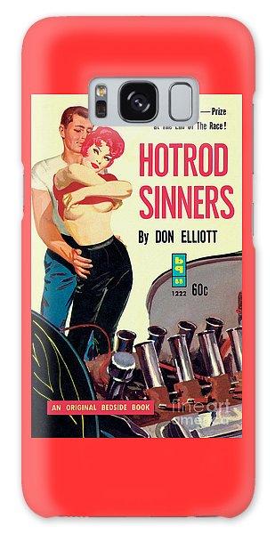 Hotrod Sinners Galaxy Case