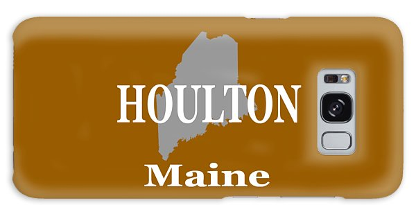 Houlton Galaxy Case - Houlton Maine State City And Town Pride  by Keith Webber Jr