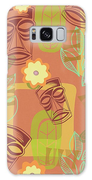 Hour At The Tiki Room Galaxy Case