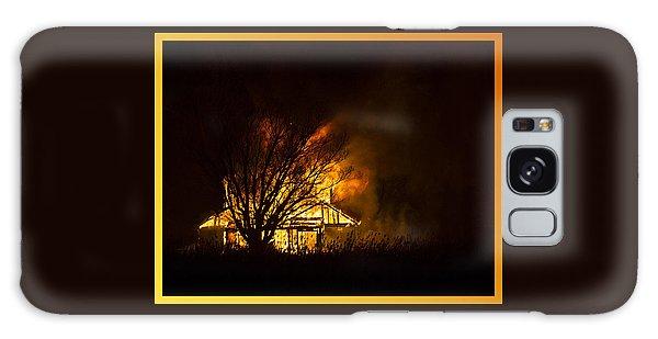 House Fire Galaxy Case
