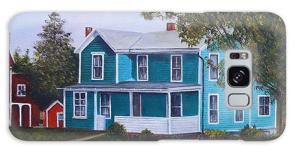 Galaxy Case - House In Seward by Anne Kushnick