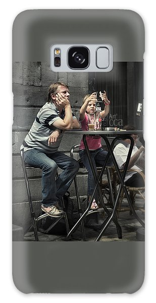 House Of Cards Galaxy Case by Michel Verhoef