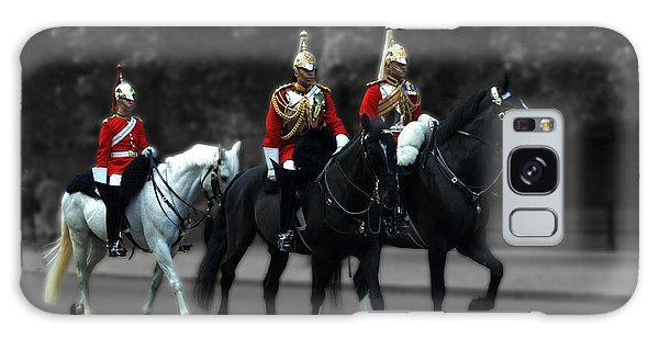 Household Cavalry Galaxy Case