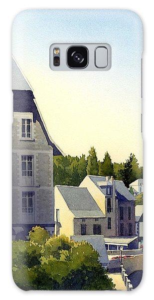 Houses At Murol Galaxy Case