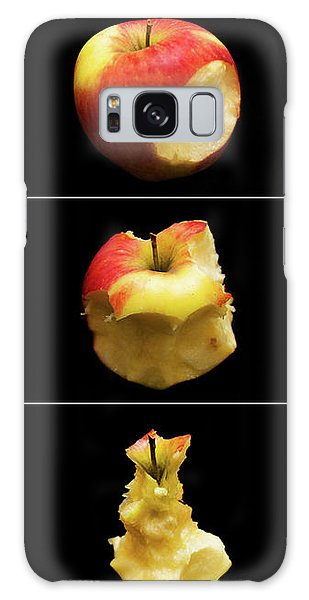 How To Eat An Apple In 9 Easy Steps Galaxy Case