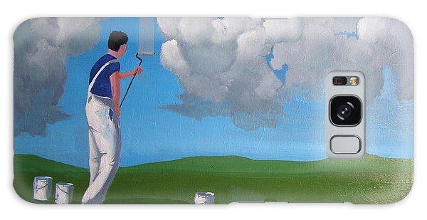 How To Paint A Shetland Sky Galaxy Case