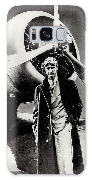 Howard Hughes - American Aviator  Galaxy Case
