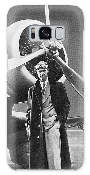 White Galaxy Case - Howard Hughes, Us Aviation Pioneer by Science, Industry & Business Librarynew York Public Library