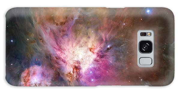 Galaxy Galaxy Case - Hubble's Sharpest View Of The Orion Nebula by Adam Romanowicz