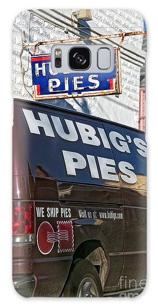 Hubig's Pies 2 New Orleans Galaxy Case