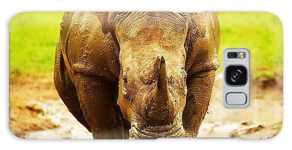 Huge South African Rhino Galaxy Case