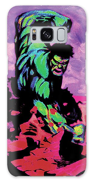 Hulk Smash Galaxy Case