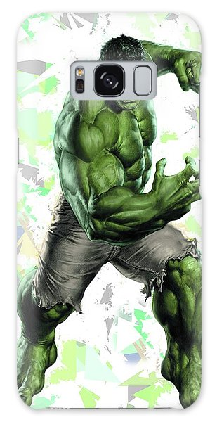 Hulk Splash Super Hero Series Galaxy Case