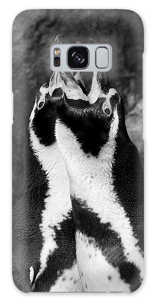Humboldt Penguins Galaxy Case