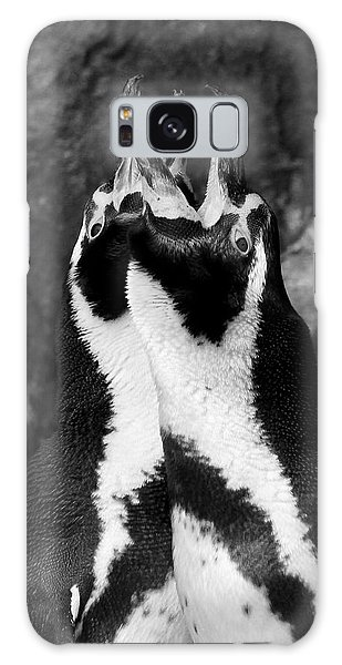 Humboldt Penguins Galaxy Case