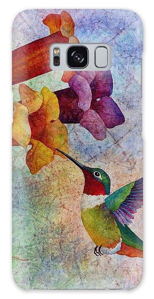 Song Bird Galaxy Case - Hummer Time by Hailey E Herrera