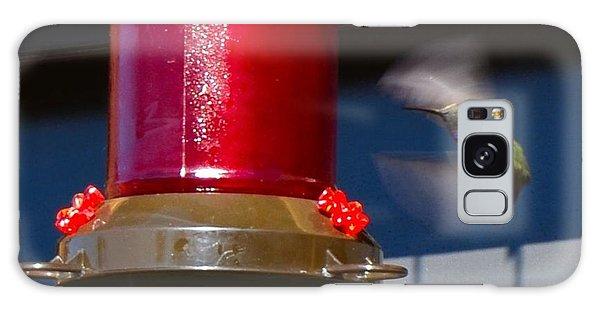 Humming Bird Galaxy Case by Mark Bowmer