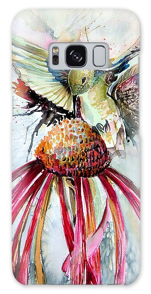 Humming Bird Galaxy Case by Mindy Newman