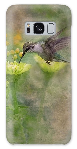 Hummingbird Art Galaxy Case by Ron Grafe