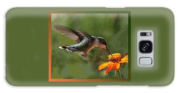 Hummingbird Art Galaxy Case