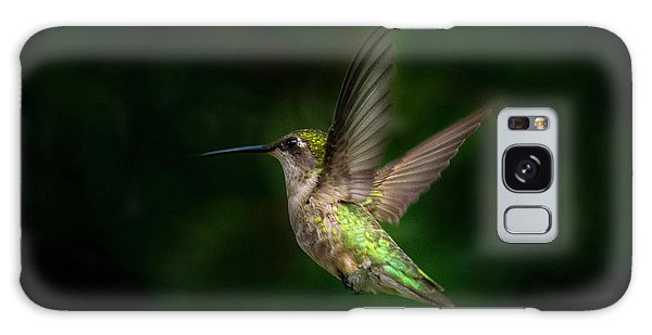 Hummingbird B Galaxy Case