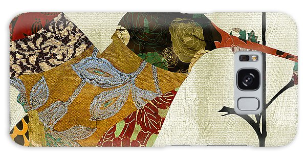 Tapestry Galaxy Case - Hummingbird Brocade IIi by Mindy Sommers