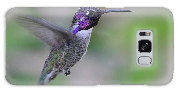 Hummingbird Flight Galaxy Case