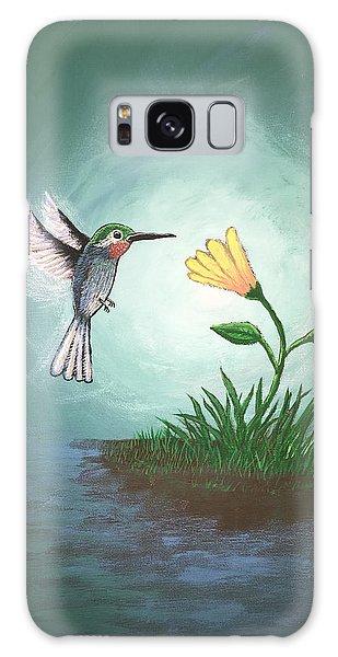 Hummingbird II Galaxy Case