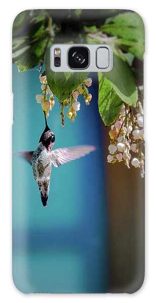 Hummingbird Moment Galaxy Case