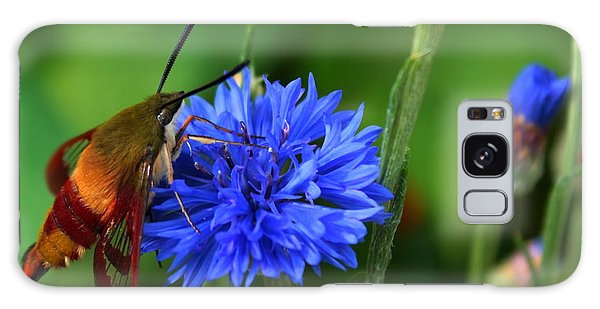 Hummingbird Moth Galaxy Case