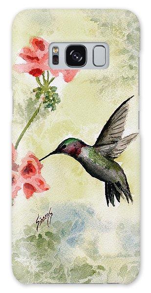 Hummingbird Galaxy Case