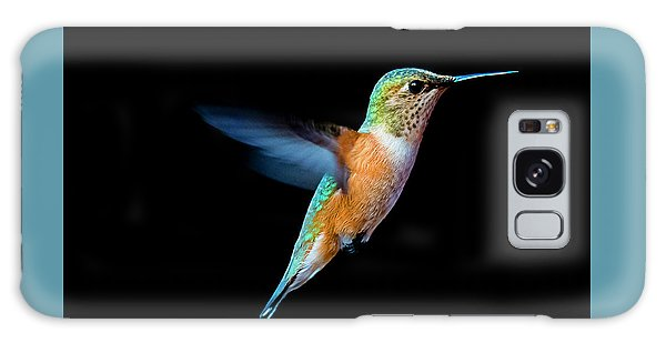 Hummming Bird Galaxy Case